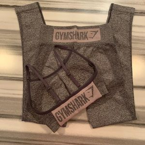 Gymshark Flex Set - Legging and Sport Bra